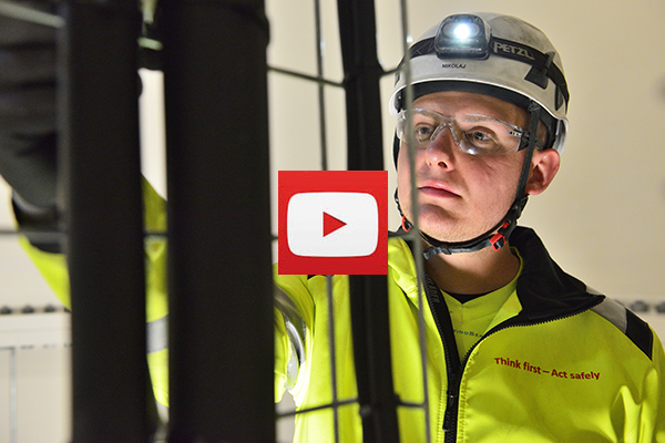 video global wind service and borkum riffgrund ii