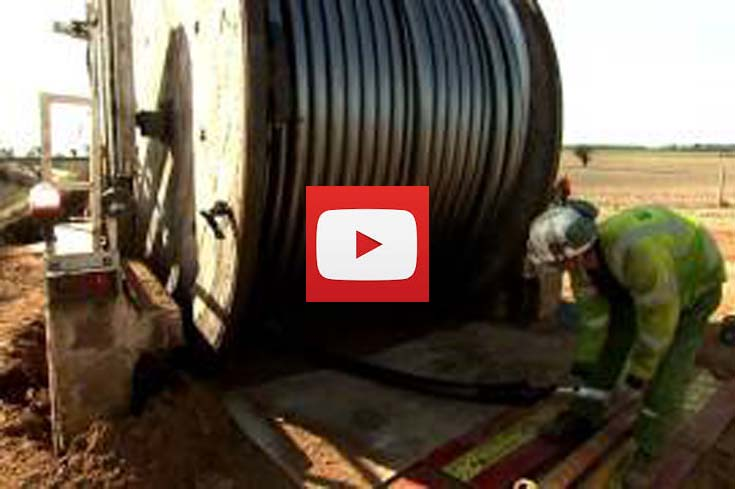 video news 2 preparations offshore and onshore