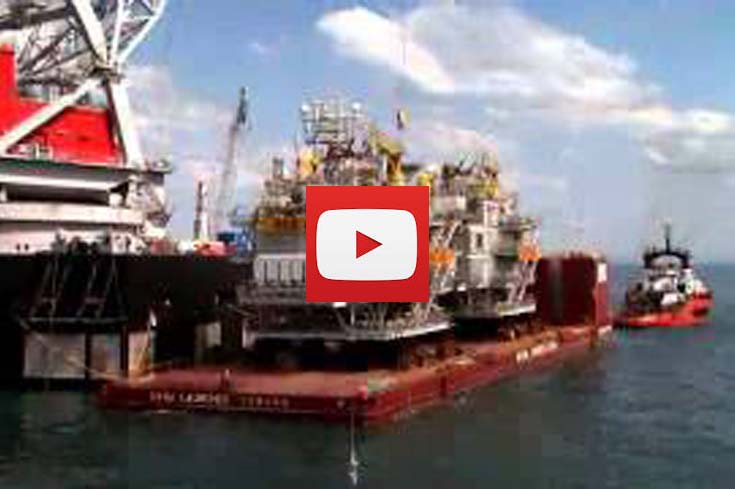 video news 4 substation and foundations