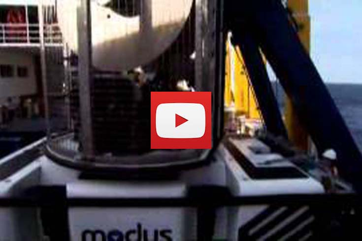 video news 5 cable installation with the smit constructor