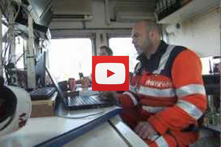 video news 7 living and working offshore